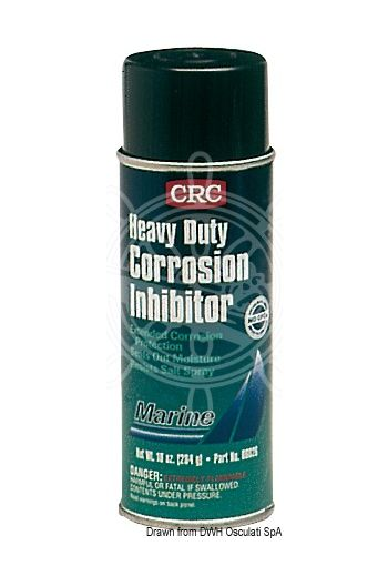 CRC corrosion inhibitor (Spray can: 250 ml)