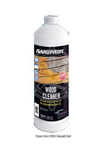 NANOPROM wood cleaner for teak and hard wood (Package: 1000 ml)