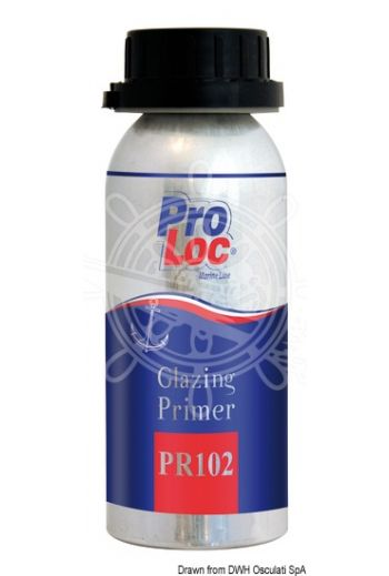 PROLOC PR102 primer for windows and glass doors (Package: 250-ml metal can, Items per package: 12)