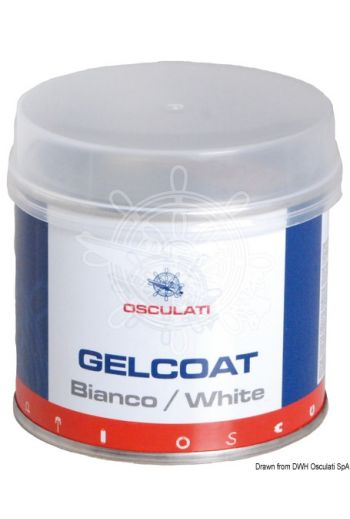White gel coat (Package: 100 g)