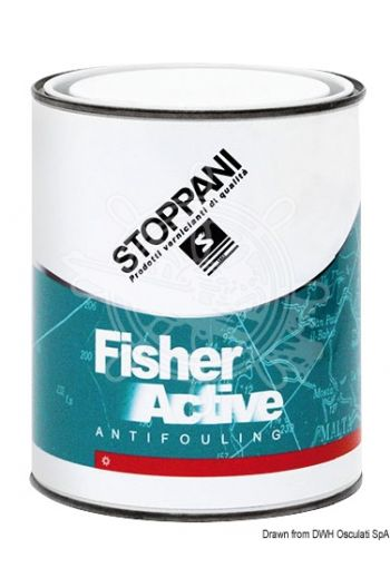 STOPPANI LECHLER Fisher Active antifouling