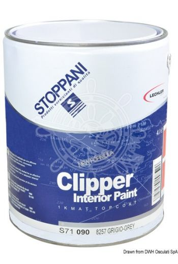 STOPPANI LECHLER paint for hull internal parts