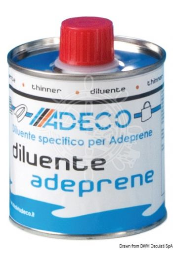 Adeco Cleaner and Thinner for inflatables