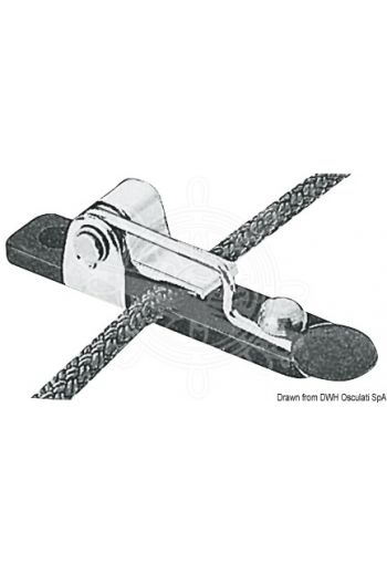 PFEIFFER tiller locking device