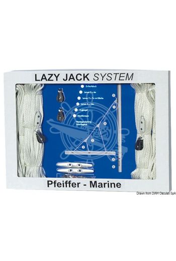 PFEIFFER Lazy Jack kit