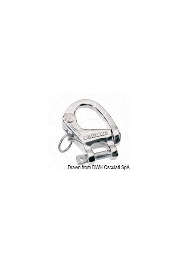 LEWMAR Synchro quick-release snap shackle