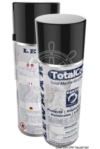 LEWMAR TotalCote (Description: Lewmar TotalCote lubricant, Spray: 400 ml, Items per package: 12)