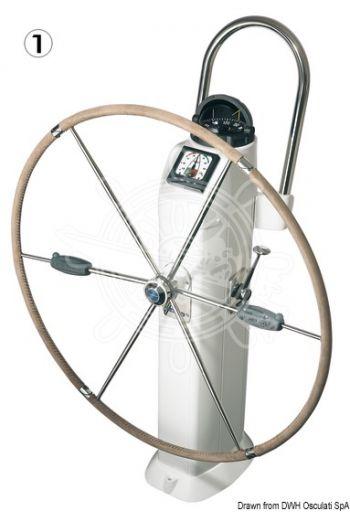 Compact folding wheels
