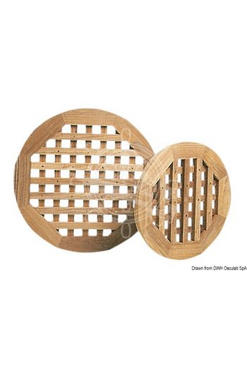 ARC grating for showers, toilets or round bars - thickness 22 mm