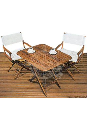 ARC teak tip-top table