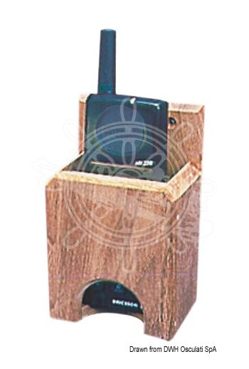 ARC radio VHF and cell phone holder