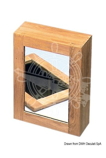 ARC medicine cabinet with mirror (Measures: 375x275x112 mm)