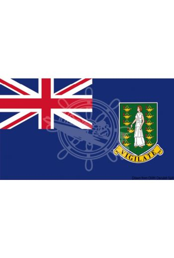 Flag - British Virgin Islands - national