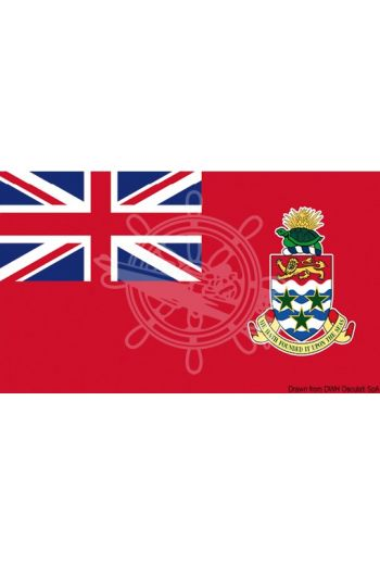 Flag - Cayman Islands - merchant