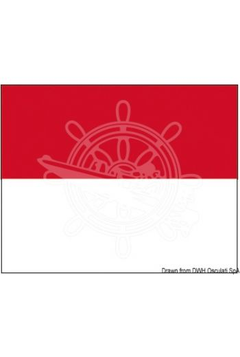 Flag - Principality of Monaco