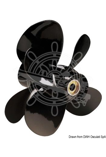 Aluminium propellers for DP 280/290 type A