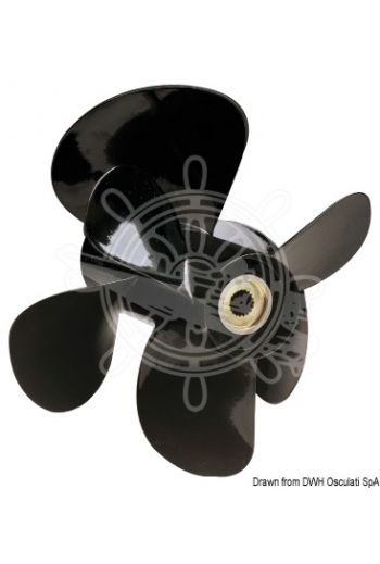 Aluminium propellers for DP 280/290 type B