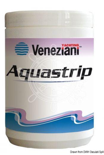 VENEZIANI Aquastrip gel (Colour: Green, Yield: 1-1.5 m2/l, Package: 2.5 l)